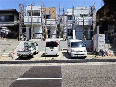 【その他】神戸市垂水区本多聞6丁目 B号地 新築戸建