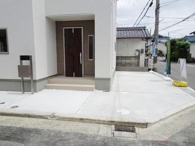 【駐車場】和泉市寺田町3期1号棟 新築戸建