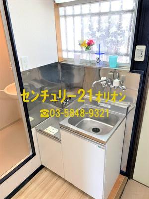 【キッチン】恵コーポラス