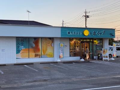 【駐車場】柏市十余二店舗