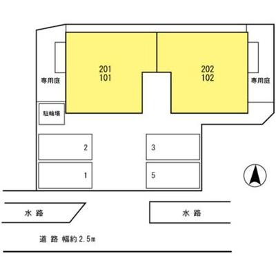 【区画図】リアン・太田