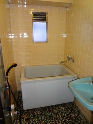 【浴室】ロジェ麻布