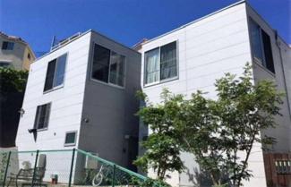 【外観】横浜市磯子区岡村4丁目一棟アパート