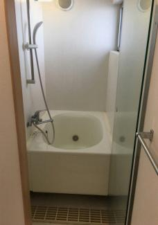 【浴室】横浜市磯子区岡村4丁目一棟アパート