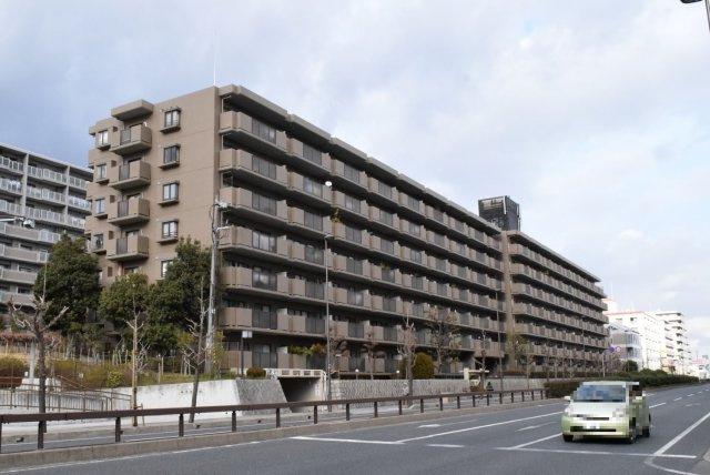 洋伸芦屋楠町マンションの画像