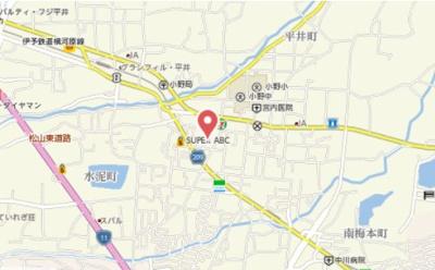 【地図】レジデンス小野