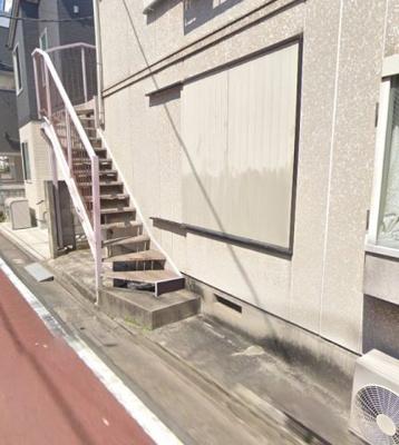 【エントランス】シティハイムクラハシⅡ