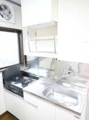 【キッチン】シティハイムクラハシⅡ