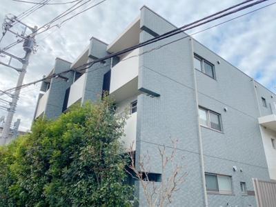 【外観】CLOVER HOUSE 壱番館