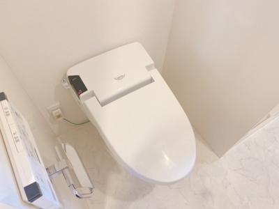 【トイレ】CLOVER HOUSE 壱番館