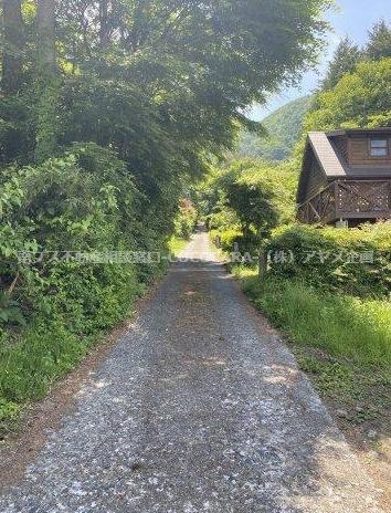 【外観】河口湖まで徒歩3分!! 富士河口湖町長浜 137坪