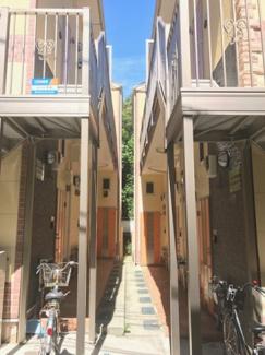 【外観】横浜市南区八幡町一棟アパート