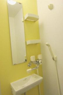 【浴室】横浜市南区八幡町一棟アパート