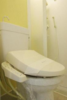 【トイレ】横浜市南区八幡町一棟アパート