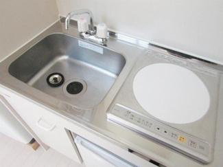 【キッチン】横浜市南区八幡町一棟アパート