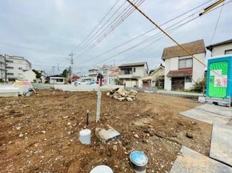 【外観】御殿場市東田中第4 新築戸建 1号棟