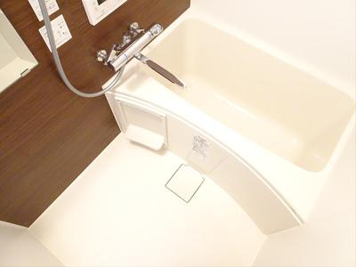 【浴室】アール・デコ初台マンション