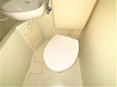【トイレ】スカイプラザ2