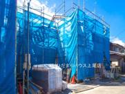 上尾市南 新築一戸建て ブルーミングガーデン 01の画像