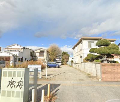 【外観】平塚市榎木町 第一種住居/近隣商業地域 売地
