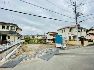 【外観】三島市谷田第7 新築戸建 1号棟