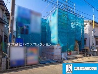 【外観】取手市新町5丁目2期 新築戸建
