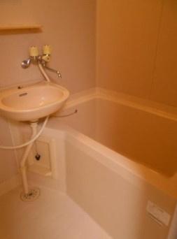 【浴室】メゾンまつやま・