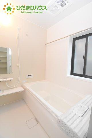 【浴室】桶川市東 1期 新築一戸建て リッカ 01