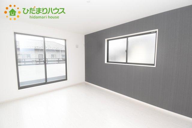 【寝室】桶川市東 1期 新築一戸建て リッカ 01