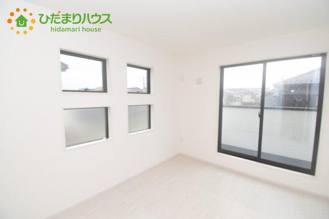 【洋室】桶川市東 1期 新築一戸建て リッカ 01