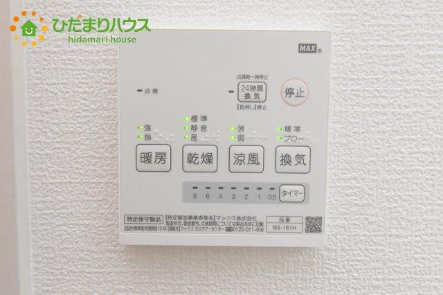 【設備】桶川市東 1期 新築一戸建て リッカ 01