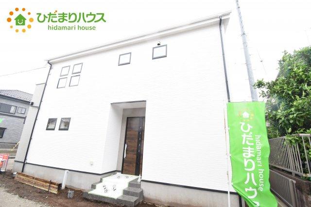 【外観】桶川市東 1期 新築一戸建て リッカ 01