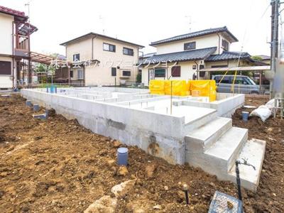 【外観】取手市光風台1期 新築戸建