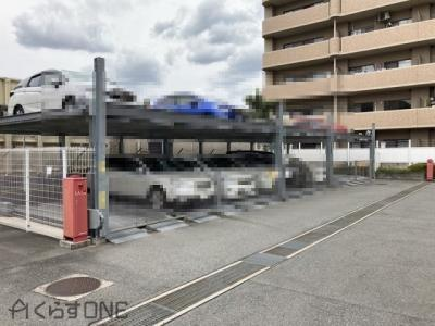 【駐車場】ライオンズマンション姫路東今宿