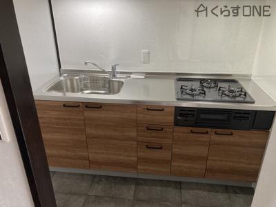 【キッチン】ライオンズマンション姫路東今宿