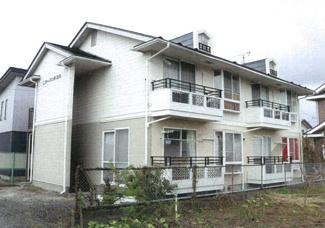 【外観】岩手県奥州市水沢西町一棟アパート