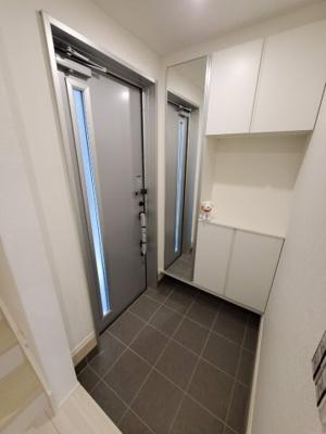 同仕様の近隣完成物件を案内致します。 新築戸建の事はマックバリュで住まい相談へお任せください。
