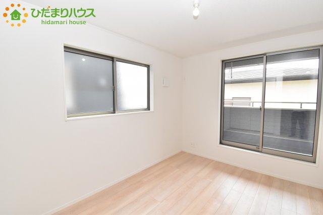 【寝室】北区別所町 第7 新築一戸建て クレイドルガーデン 02