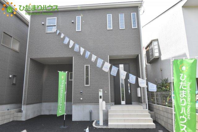 【外観】北区別所町 第7 新築一戸建て クレイドルガーデン 02