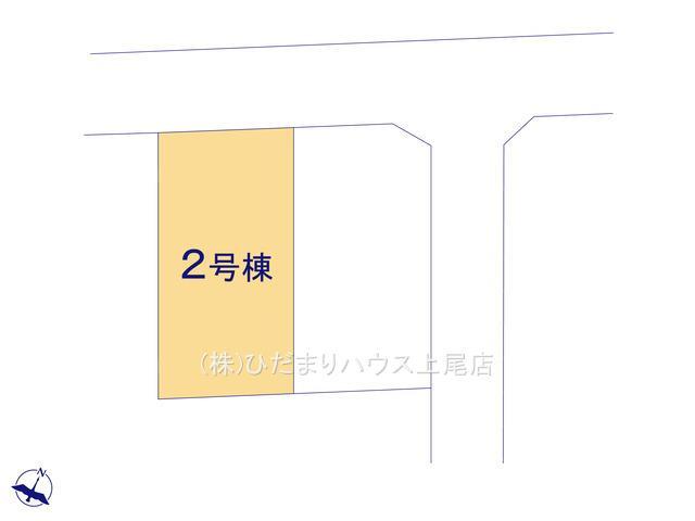 【区画図】北区別所町 第7 新築一戸建て クレイドルガーデン 02
