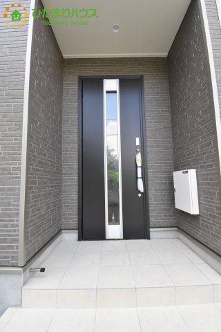 【玄関】北区別所町 第7 新築一戸建て クレイドルガーデン 02