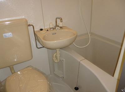 【浴室】パソム池上C棟