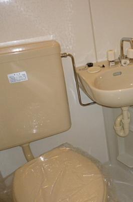 【トイレ】パソム池上C棟