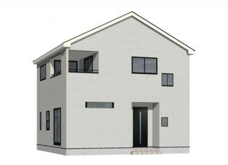 【外観】裾野市富沢第2 新築戸建 2号棟