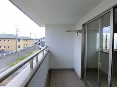 【バルコニー】稲敷郡阿見町中央1期