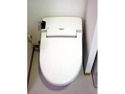【トイレ】ヴァレーレ萱町