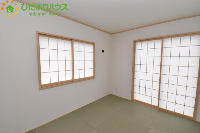 【和室】鴻巣市南 第1 新築一戸建て クレイドルガーデン 01