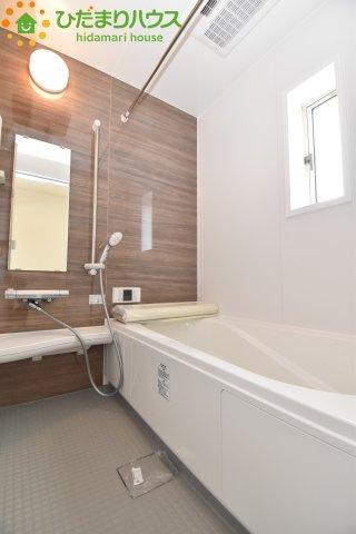 【浴室】鴻巣市南 第1 新築一戸建て クレイドルガーデン 01