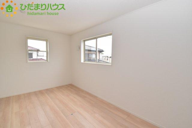 【寝室】鴻巣市南 第1 新築一戸建て クレイドルガーデン 01