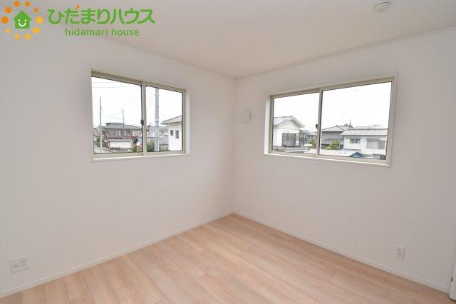 【洋室】鴻巣市南 第1 新築一戸建て クレイドルガーデン 01